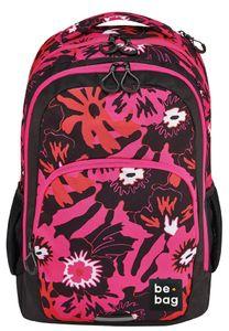 "herlitz Schulrucksack be.bag be.ready ""pink summer"""