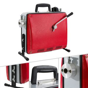 AREBOS Rohrreinigungsgerät Rohrreiniger Abflussreiniger 500 W - direkt vom Hersteller