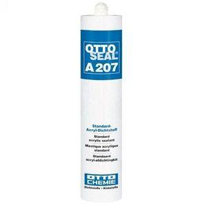 Ottoseal Standard Acryl Dichtstoff weiss überstreichbar 300ml