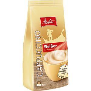 Melitta Cappuccino Weißer ... fein milchig und extra cremig 400g