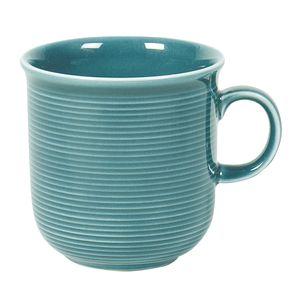 Thomas Trend Colour Kaffeebecher mit Henkel 280 ml, Porzellan, ice blue (1 Stück)
