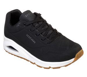 Skecher Street UNO STAND ON AIR Sneakers Women Schwarz, Schuhgröße:39 EU