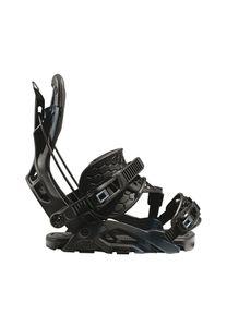 Flow Omni Hybrid Snowboard Bindung 2020/21 Farbe: Black, Schuh Größe: L