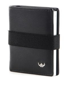 Golden Head Polo Slim6 Slim Wallet Black