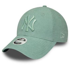 New Era 9Forty Damen Cap - CORD New York Yankees pastel