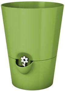 emsa FRESH HERBS Kräutertopf Ø 13 cm, Farbe grün