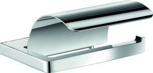 Keuco Collection Moll Toilettenpapierhalter mit Deckel - verchromt - 12760010000