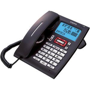 Emporia T14AB Festnetz Telefon Großtasten Schnurgebunden Anrufbeantworter