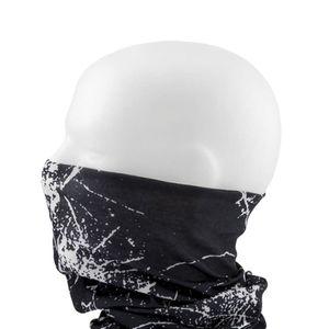 Oblique Unique Multifunktionstuch Schlauchtuch Halstuch Motorrad - Splatter