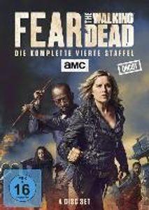 Fear the Walking Dead - Staffel 4/4 DVD
