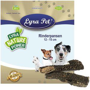 5 kg Lyra Pet® Rinderpansen 12 - 15 cm