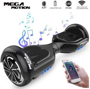 "Hoverboard 6,5 Zoll, 6,5"" elektrischer Roller - Bluetooth"