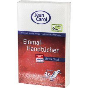 Jean Carol Einmal-Handtücher XXL Extra Stark 17er