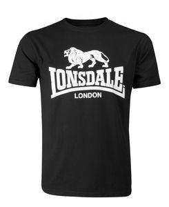 Lonsdale Promo T-Shirt black XXXL