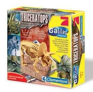Clementoni - Dinosaurier - Triceratops aus der Galileo Redaktion
