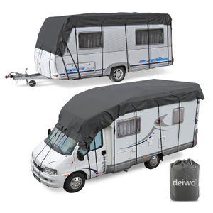 Wohnwagen & Wohnmobil Schutzdach 6 Meter Länge, 3 Meter Breite, 3 Schichten 160g, Winter geeignet
