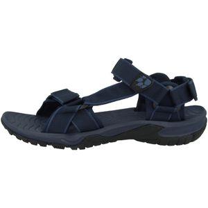 Jack Wolfskin Sandale blau 45,5