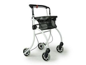 Drive Medical Indoor Rollator ROOMBA, leicht, wendig mit Tablett und Tasche