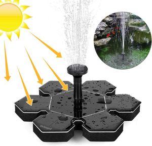 Wasserspiel Springbrunnen Solar Pumpe Teichpumpe Brunnen Fontäne Teich Garten, Deutsches Lager,2-3 Werktage Lieferung,DHL Lieferung
