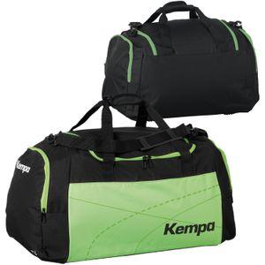 Kempa K-Line Tasche Handball Trainingstasche Spielertasche 40 Liter schwarz