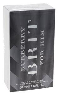 Burberry Brit for Men - Man 50 ml Eau de Toilette EDT