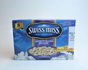 Swiss Miss - Marshmallow Lovers Classic Hot Cocoa Mix 272g
