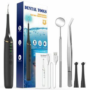Xpreen Elektrisch Zahnsteinentferner Zahnstein Ultraschall Whitening Zahnreiniger 22cm