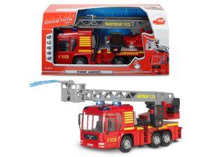 Dickie Feuerwehrleiterwagen