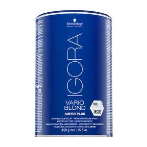 Schwarzkopf Professional Igora Vario Blond Super Plus Puder zur Haaraufhellung 450 g
