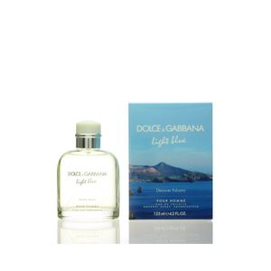 Dolce & Gabbana D&G Light Blue Discover Vulcano Eau de Toilette 125 ml