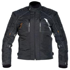 Motorradjacke textil DAKAR schwarz Gr. XXL