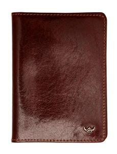 Golden Head Colorado RFID Protect ID Wallet Tobacco