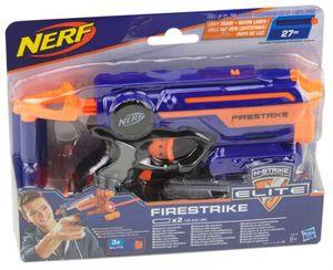 Nerf N-Strike Elite Blaster Firestrike mit Ersatzmunition 30 Darts im Set