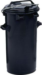 Sulo Müllbehälter Mülltonne SME 50, Inhalt 50 l - Dunkgelgrau (50 Sulo grau m.B.)
