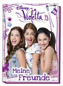 Disney Violetta Freundebuch