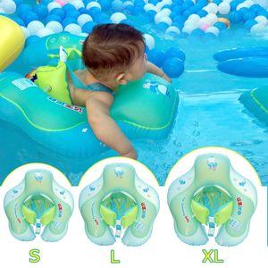 Baby Float Schwimmring Kid Inflatable Swim Tube Trainer Pool Wasser Spaß Toy-S Größe