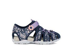 Geox Sandal Roxanne Mädchen Sandale in Blau, Größe 32