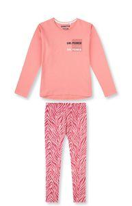Sanetta Mädchen Schlafanzug aus der Athleisure Kollektion Roller Girl - S24496265