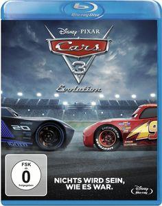 Blu-ray - Cars 3: Evolution