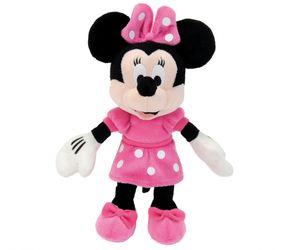 Simba Disney Minnie Bow-Tique, Minnie Maus, Kuscheltier, Plüschtier, Stofftier, Plüsch, 20 cm, 6315876888