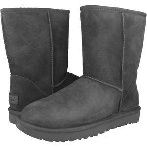 UGG Classic Short II Boot Stiefel Damen Grau (1016223 GREY) Größe: 38 EU