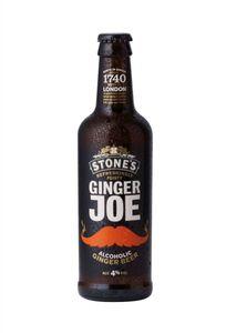 Stone's Ginger Joe Alcoholic Ginger Beer