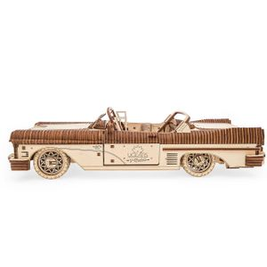 Ugears - Holz Modellbau Traum-Cabrio VM-05 739 Teile