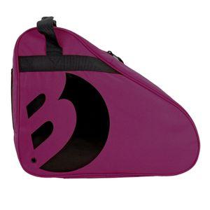 Best Sporting Schultertasche für Inlineskates Schlittschuhe und Rollschuhe, Farbe:violett