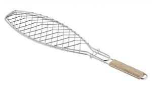 Wendebräter / Fischbräter Activa Grillküche verchromt Länge 65cm