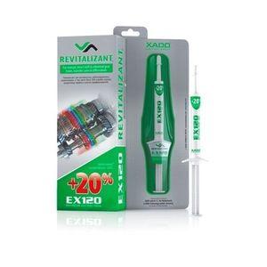 XADO EX120 Schalt Getriebe Öl Reparatur Verschleiß Schutz Additiv Zusatz PKW