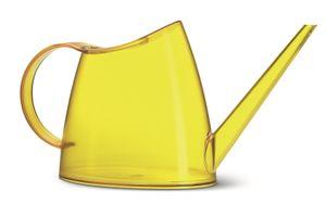 Emsa FUCHSIA Blumengießer 1,5 Liter transparent gelb