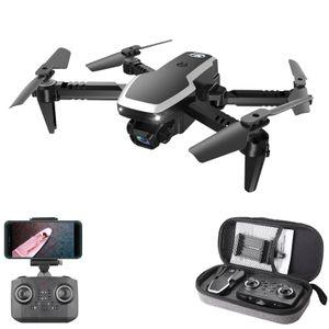 CSJ S171 PRO RC Drohne mit Kamera Mini Drone Faltbarer Quadcopter fš¹r Kinder mit Funktion Flugbahn Flug Headless Modus 3D Flug Auto Hover One Key Start Landung One Key Return