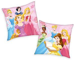 Disney`s Princess Prinzessinen Kissen Kuschelkissen 40 x40cm, gefüllt