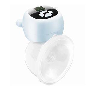 VA-505 tragbare intelligente automatische drahtlose elektrische Milchpumpe mit hoher Saugleistung USB wiederaufladbarer Muttermilchsammler